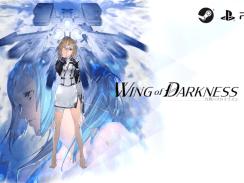 """Das Bild zeigt das Logo von """"Wing of Darkness""""."""