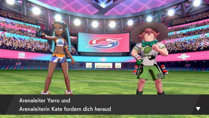 """Das Bild zeigt den Kampf gegen Yarro und Kate in der Erweiterung """"Schneelande der Krone""""."""