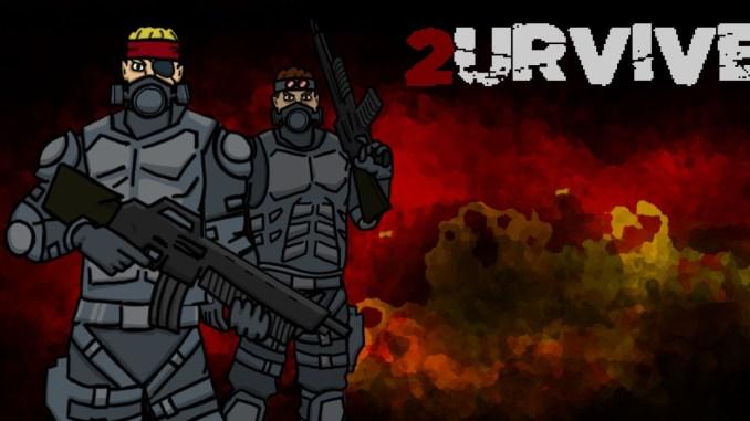 """Das Bild zeigt das Logo von """"2URVIVE""""."""