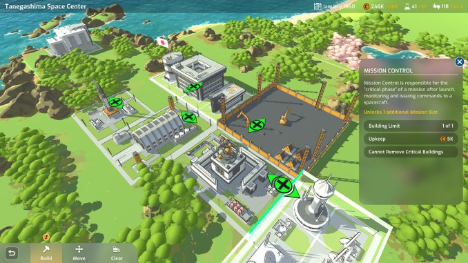 """Das Bild zeigt eine Szene aus dem Spiel von """"Mars Horizons""""."""