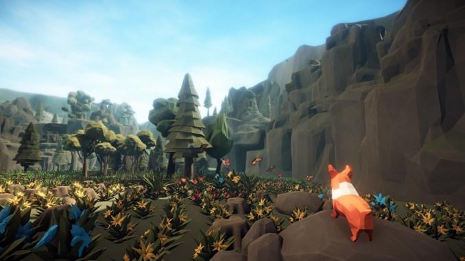 """Das Bild zeigt eine Szene aus dem Spiel """"My Little Dog Adventure""""."""
