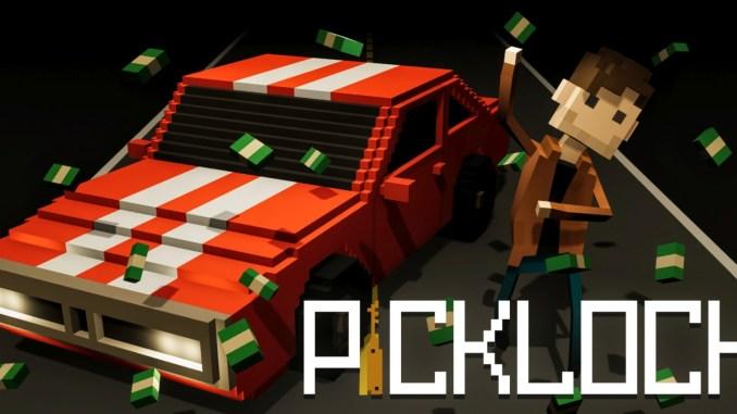 """Das Bild zeigt das Logo von """"Picklock""""."""