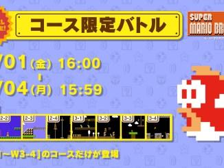 """Das Bild zeigt den Zeitraum des nächsten Spezialevents in """"Super Mario Bros. 35""""."""
