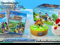 """Das Bild zeigt die Collector Edition von """"Harvest Moon: One World""""."""