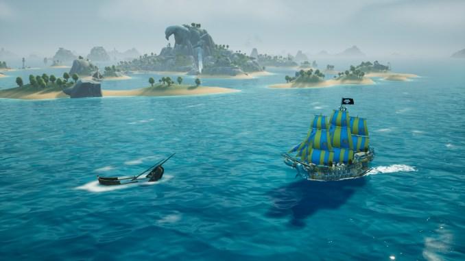 """Das Bild zeigt eine Szene aus dem Spiel """"King of Seas""""."""