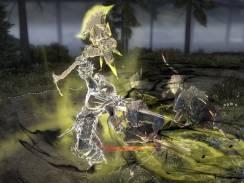 """Das Bild zeigt eine Szene aus dem Spiel """"Skyforge""""."""