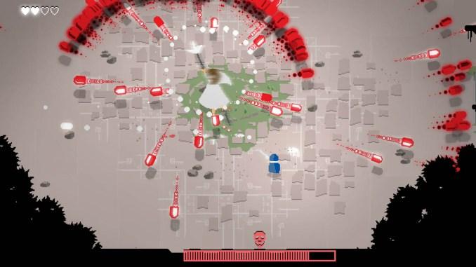 """Das Bild zeigt eine Szene aus dem Spiel """"ITTA""""."""