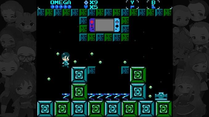 """Das Bild zeigt eine Suene aus dem Spiel """"PLOID""""."""