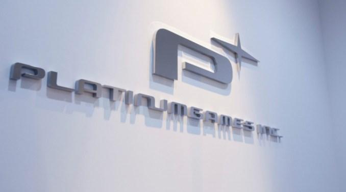 Das Bild zeigt das Logo des Entwicklerstudios PlatinumGames.