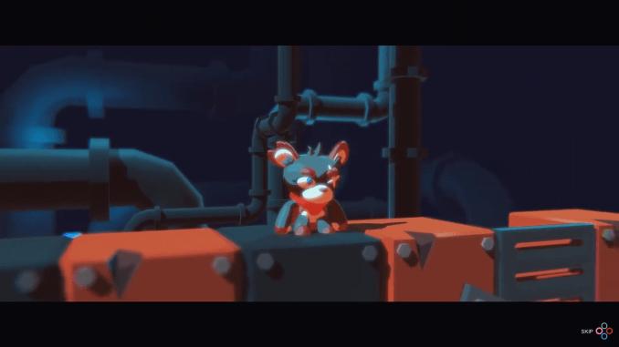 """Das Bild zeigt eine Szene aus dem Spiel """"Dotori""""."""