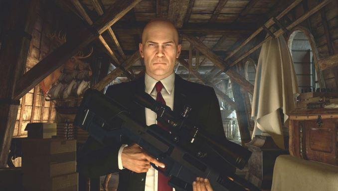 """Das Bild zeigt den Protagonist in """"Hitman 3""""."""