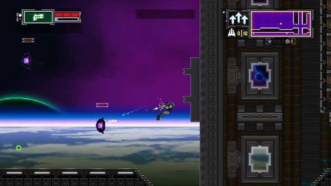 """Das Bild zeigt eine Szene aus dem Spiel """"Outpost Delta""""."""