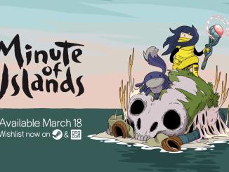 """Das Bild zeigt das Logo von """"Minute of Islands""""."""