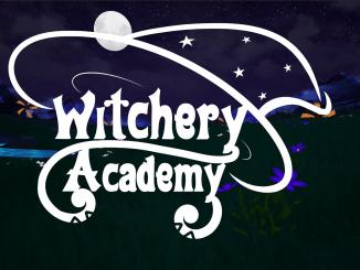 """Das Bild zeigte eine Szene aus dem Spiel """"Witchery Academy""""."""