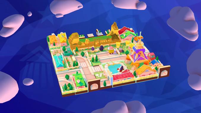 "Das Bild zeigt eine Szene aus dem Spiel ""Harmony's Odyssey""."