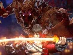 """Das Bild zeigt ein Artwork zu dem Spiel """"Bloodstained: Ritual of the Night""""."""