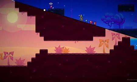 Das Bild zeigt ein Gameplay des Spiels World-Splitter