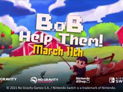 """Das Bild zeigt das Logo von """"Bob Help Them""""."""