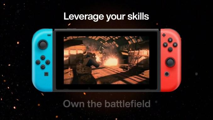 """Das Bild zeigt die Switch-Version von """"Afterpulse""""."""