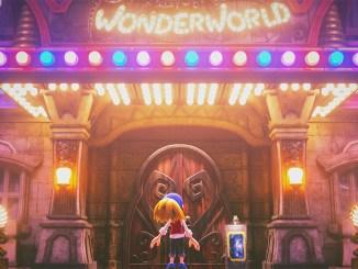 """Das Bild zeigt eine Szene aus dem Spiel """"BALAN WONDERWORLD""""."""