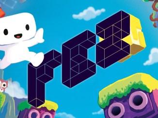 """Das Bild zeigt eine Szene aus dem Spiel """"FEZ""""."""
