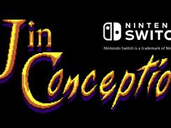"""Das Bild zeigt das Logo von """"Jin Conception""""."""