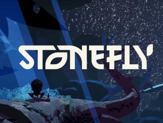 """Das Bild zeigt das Logo von """"Stonefly""""."""