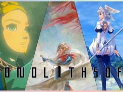 Das Bild zeigt die Spiel an dem der Entwickler Monolith Soft