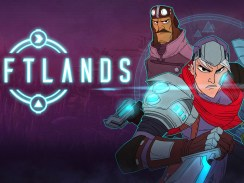 """Das Bild zeigt das Logo von """"Griftlands""""-"""