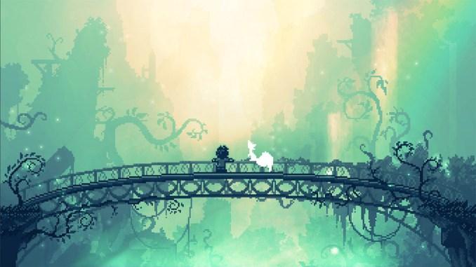 """Das Bild zeigt eine Szene aus dem Spiel """"Inmost""""."""