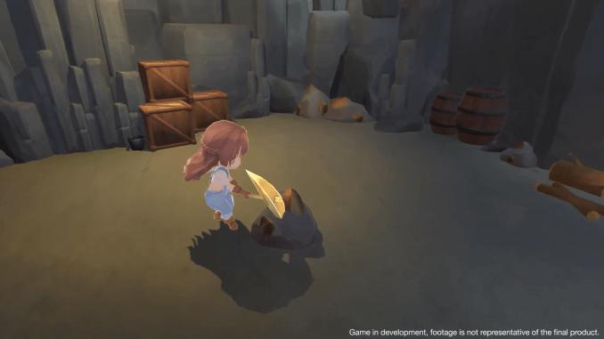 """Das Bild zeigt eine Szene aus dem Spiel """"A New Leaf: Memories""""."""