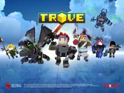 """Das Bild zeigt eine Szene aus dem Spiel """"Trove""""."""
