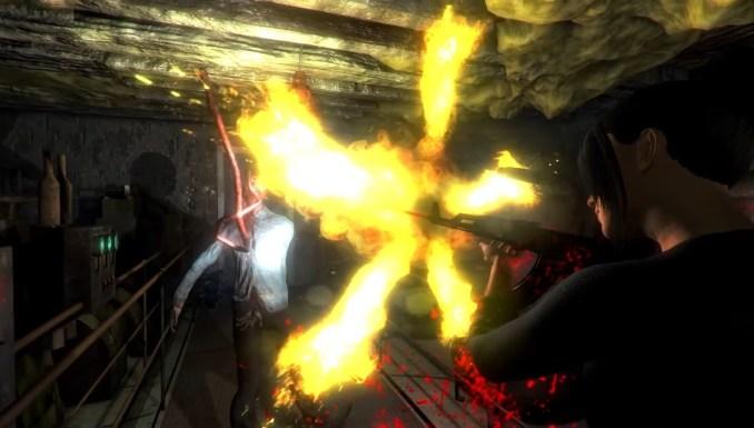 """Das Bild zeigt eine Szene aus """"Outbreak: Endless Nightmares""""."""