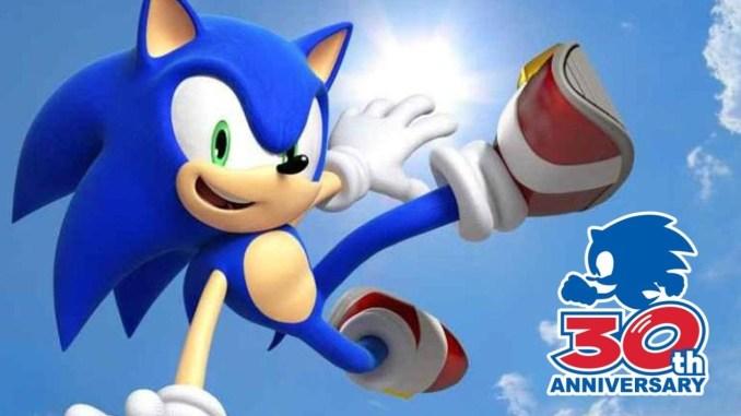 Das Bld zeigt das Maskottchen von Sega