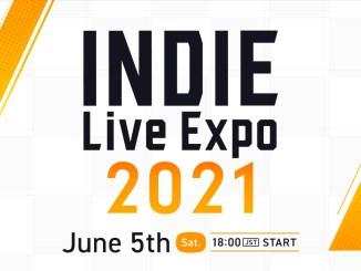 """Das Bild zeigt das Logo der """"Indie Live Expo 2021""""."""