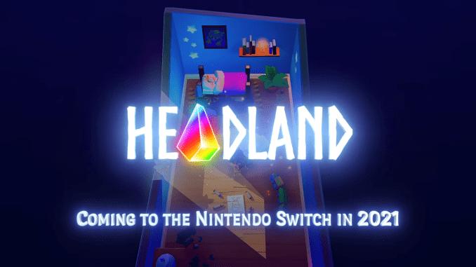 """Das Bild zeigt das Logo von """"Headland""""."""