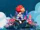 """Das Bild zeigt eine Szene aus dem Spiel """"Cris Tales""""."""