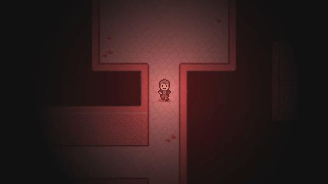 """Das Bild zeigt eine Szene aus dem Spiel """"Glitched""""."""