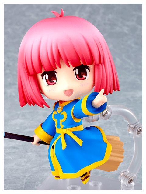 """Das Bild zeigt eine Figur, welche einen Charakter aus dem Spiel """"Cotton Rock 'n' Roll"""" darstellt."""
