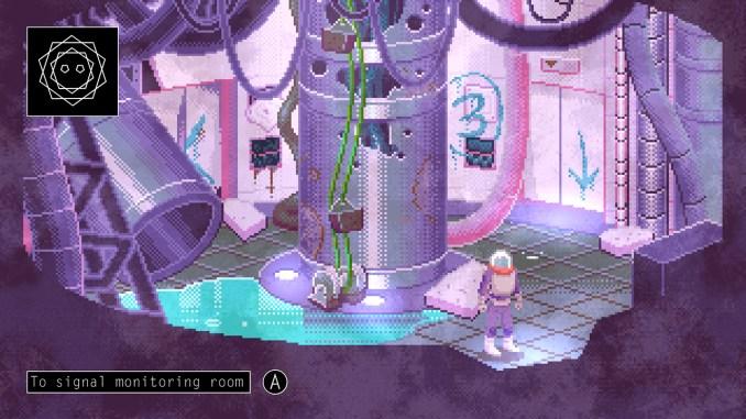 """Das Bild zeigt eine Szene aus dem Spiel """"Alone With You""""."""