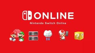 Das Bild zeigt das Logo von Nintendo Switch Online.