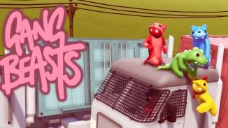 """Das Bild zeigt das Logo von """"Gang Beasts""""."""