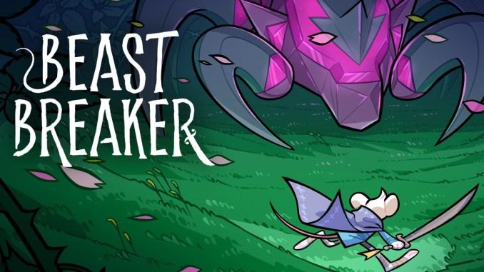 """Das Bild zeigt das Logo von """"Beast Breaker""""."""