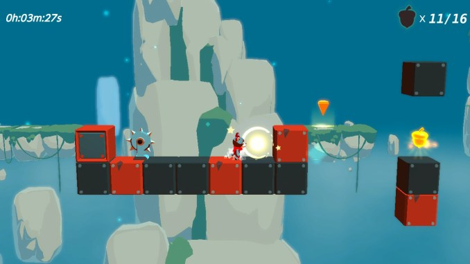 """Das Bild zeigt eine Szene aus dem Spiel """"DOTORI"""":"""