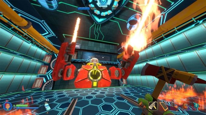 """Das Bild zeigt eine Szene aus dem Spiel """"Embr""""."""