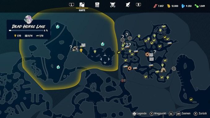"""Das Bild zeigt die Karte in """"ManEater""""."""