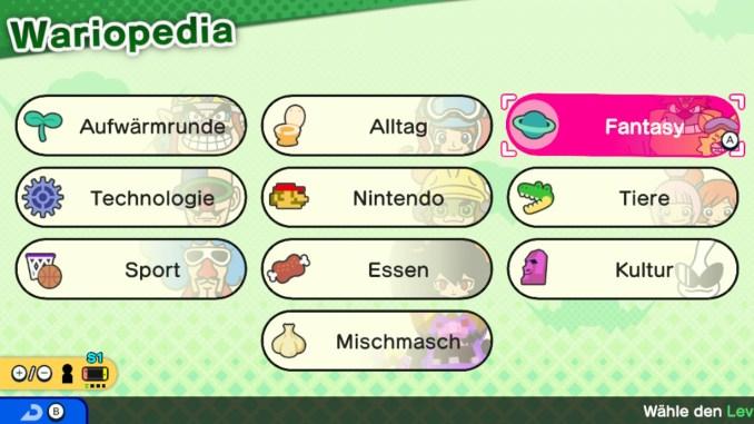 """Das Bild zeigt eine Szene aus dem Spiel """"WarioWare: Get It Together!""""."""