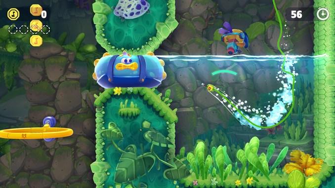 """Das Bild zeigt eine Szene aus dem Spiel """"Monomals""""."""