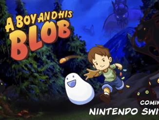 """Das Bild zeigt das Logo von """"A Boy and His Blob""""."""