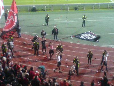 Nürnberg - Benfica Lissabon 2:2